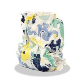 AppleCheeks Cloth Diaper Cover Irrelephant