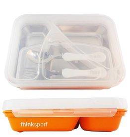 Thinkbaby Thinksport GO2 Food Container Orange