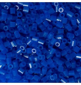 Hama Neon Blue - 1K Beads in a Bag