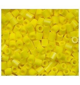Hama Neon Yellow - 1K Beads in a Bag