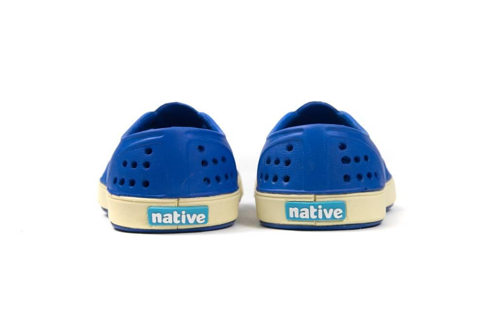 Native Miller Child Victoria Blue/Bone White