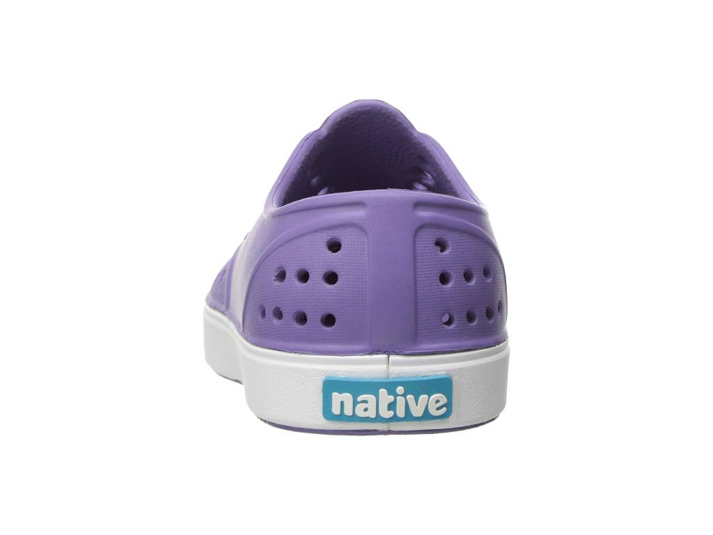Native Miller Junior Haze Purple/Shell White
