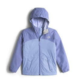 The North Face Girl's Warm Storm Jacket Grapemist Blue