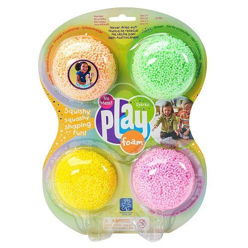 Educational Insights Playfoam Sparkle 4 pack