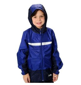 Tuffo Adventure Rain Jacket Blue