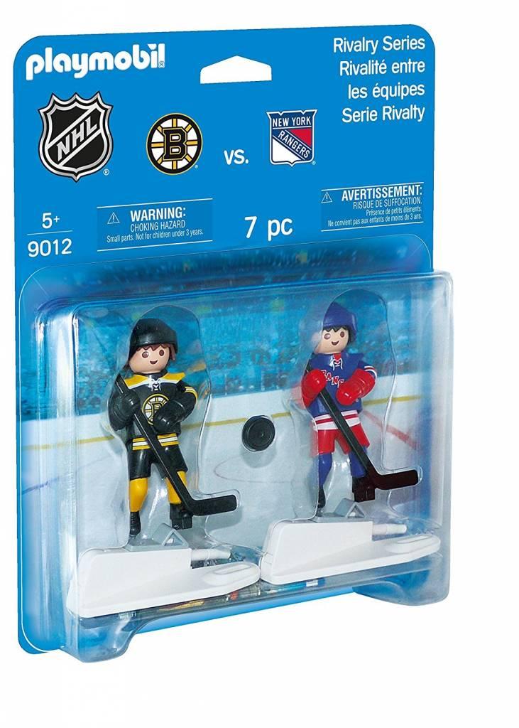 Playmobil NHL Rivalry Series BS v NY