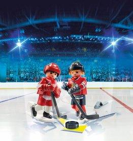 Playmobil NHL Rivalry Series CH V DT (9014)