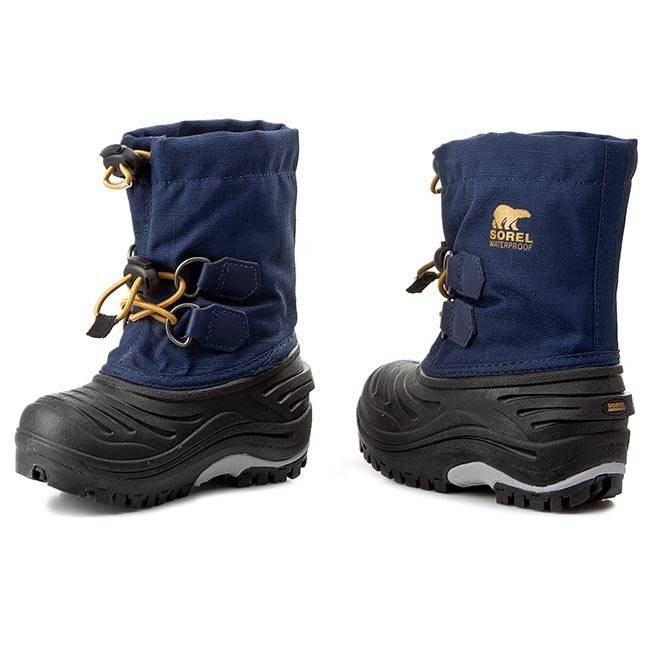 c08f0300229b Sorel Super Trooper Youth Nocturnal Gallion - Grow Children s ...