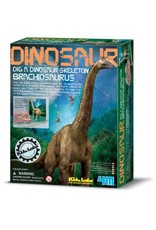 4M Kids Lab Brachiosaurus Excavation Kit