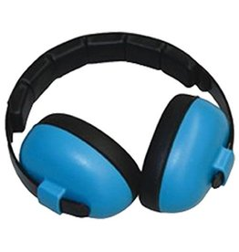 Baby Banz Mini Earmuffs Baby Blue 0-2yr