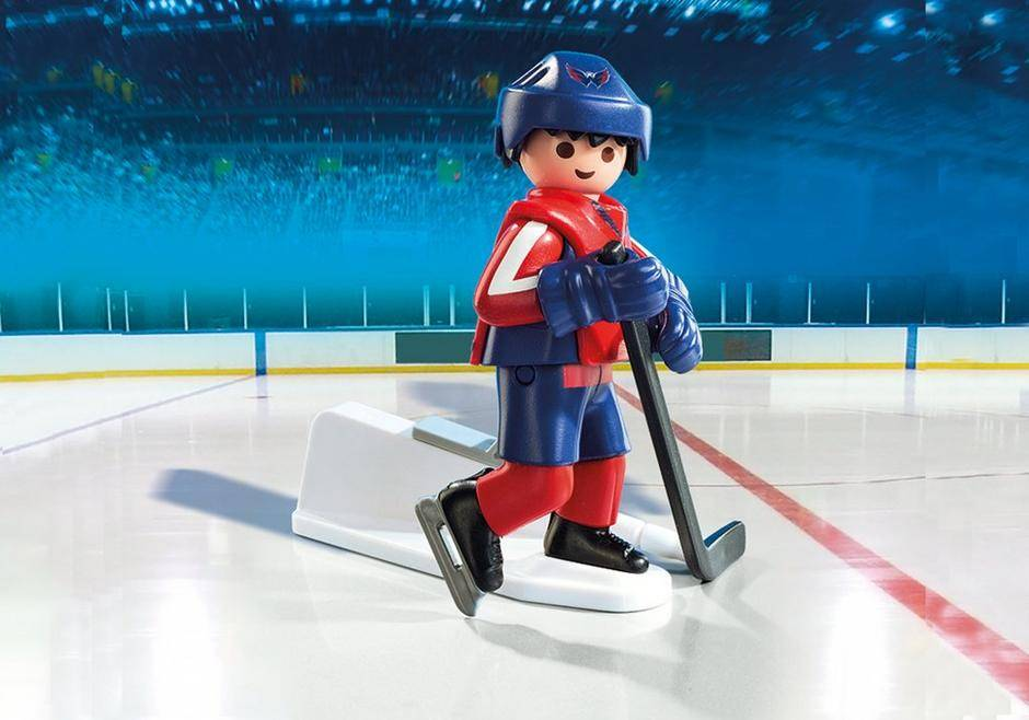 Playmobil NHL Washington Capitals Player