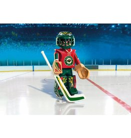 Playmobil NHL Minnesota Wild Goalie (9038)