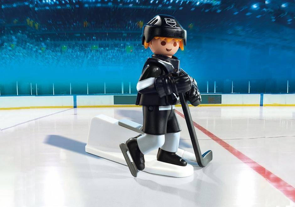 Playmobil NHL Los Angeles Kings Player
