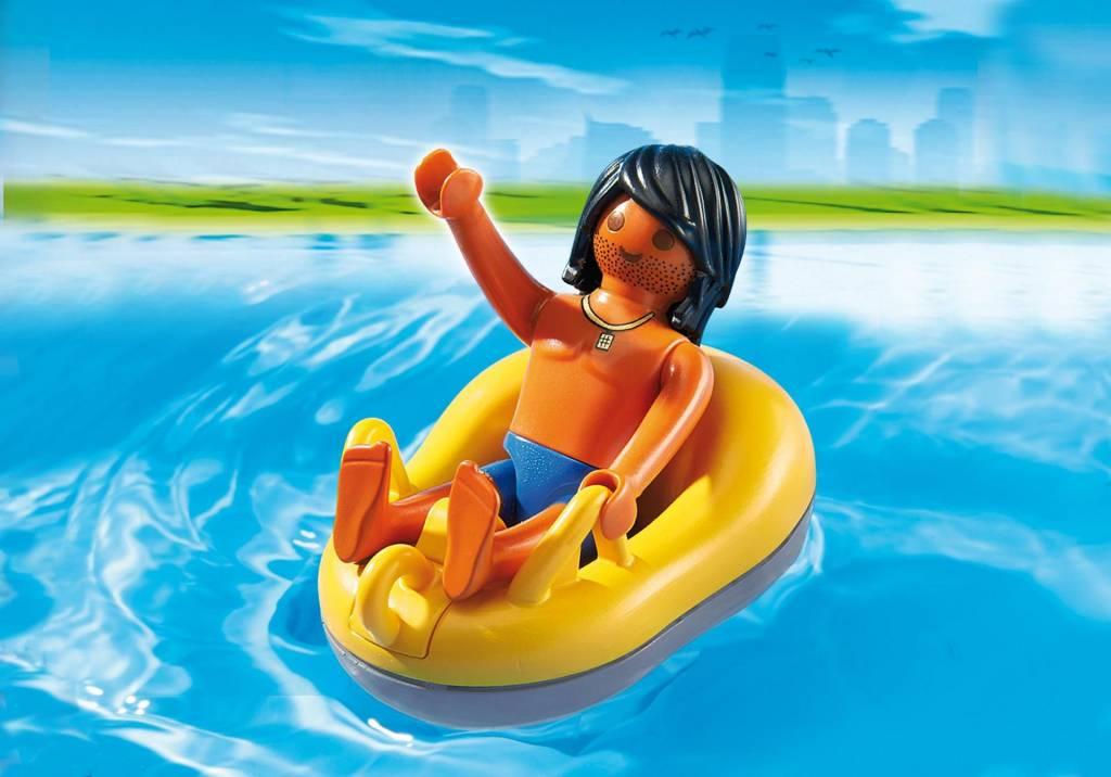 Playmobil River Rafting Tube