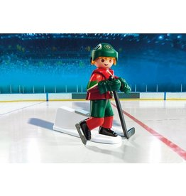Playmobil NHL Minnesota Wild Player (9039)