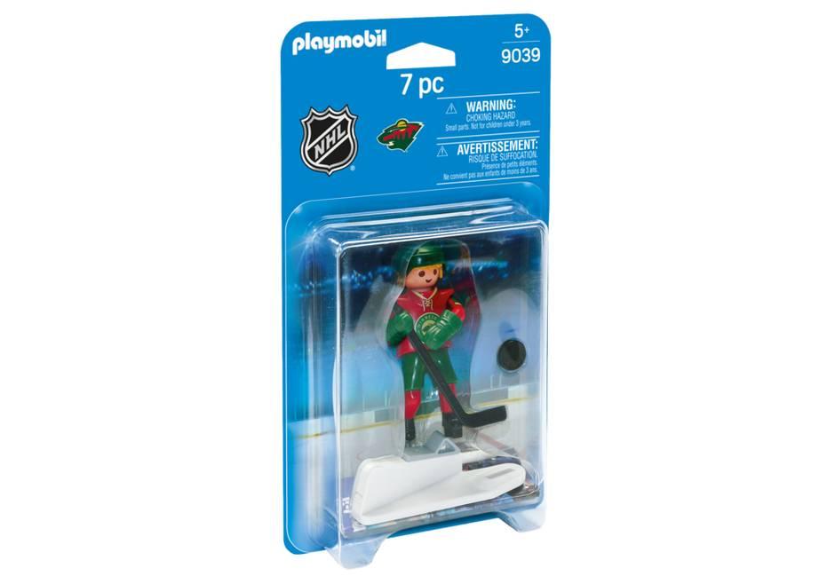 Playmobil NHL Minnesota Wild Player