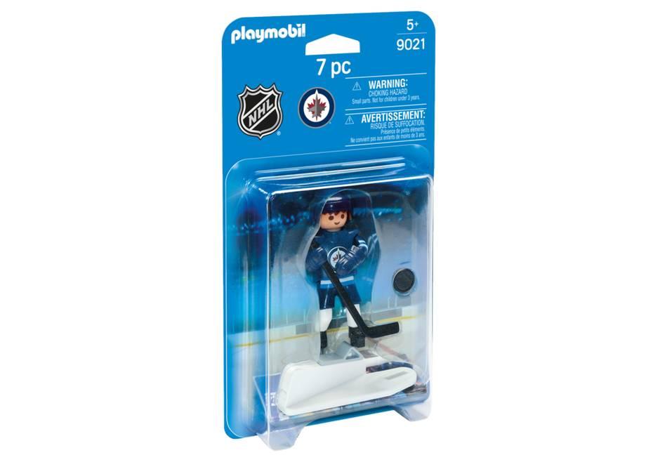 Playmobil NHL Winnipeg Jets Player