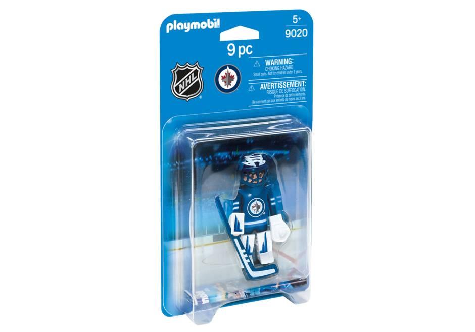 Playmobil NHL Winnipeg Goalie