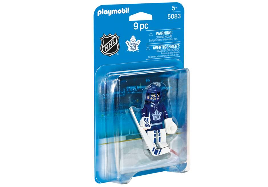 Playmobil NHL Toronto Maple Leafs Goalie