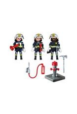 Playmobil Fire Rescue Crew
