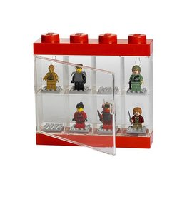 Lego Mini figurine Display Case Black