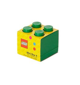Lego Mini Block 4 Green