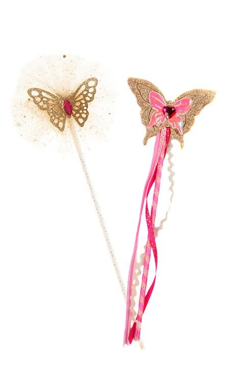 Great Pretenders 3D Butterfly Wand Assortment