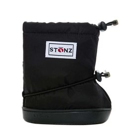 Stonz Booties Black PLUSfoam