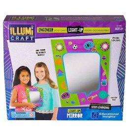 Educational Insights IllumiCraft™ Light Up Mirror