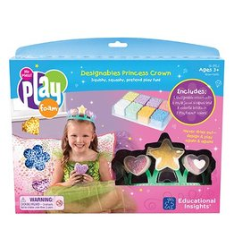 Educational Insights Playform Designables Princess Crown