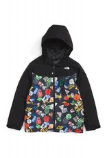 The North Face Boys Brayden Insulated Jacket TNF Black