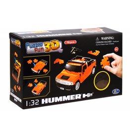 Hummer H2-3D Puzzle Car