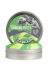 Crazy Aaron's Thinking Putty Small Tin - Chameleon