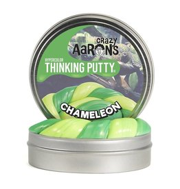 Crazy Aaron's Thinking Putty Small Tin - Chameleon