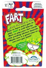 Outset Media Fart The Explosive Card Game