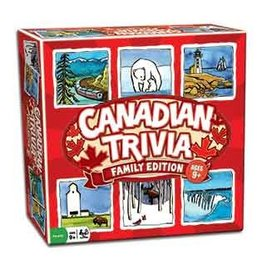Outset Media Canada Trivia Family Edition