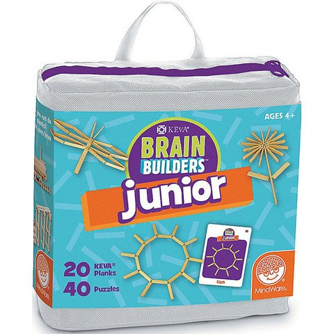 Keva Brain Builders Junior