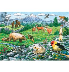 Cobble Hill Rocky Mountain Wildlife