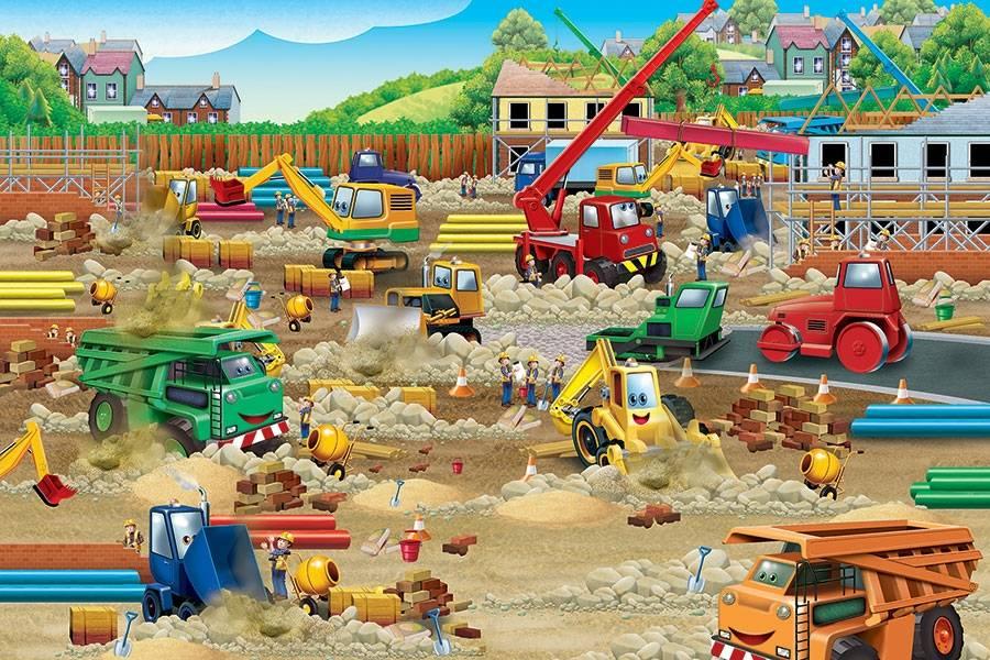 Cobble Hill Construction Zone