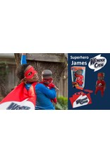 Wonder Crew Superhero James