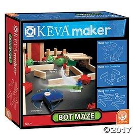 Keva Bot Maze