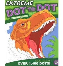 MindWare Extreme Dot to Dot Prehistoric