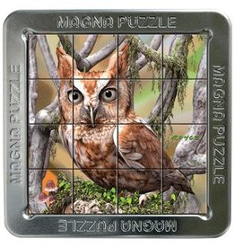 Outset Media Magna Puzzle Owl