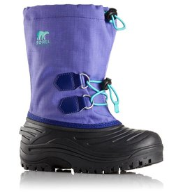 Sorel Children's Super Trooper Purple Arrow, Reef