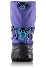 Sorel Youth Super Trooper - Purple Arrow, Reef