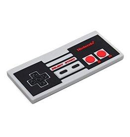 Bumkins Nintendo Silicone Teether - NES Controller