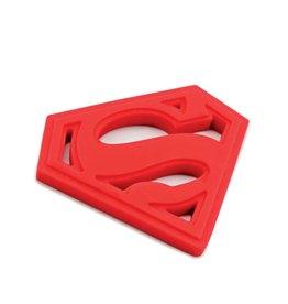 Bumkins DC Comic Teether - Superman