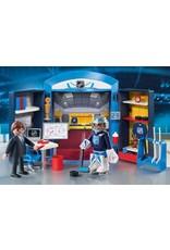 Playmobil NHL Locker Room Play Room