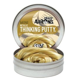 Crazy Aaron's Thinking Putty Small Tin - Gelt