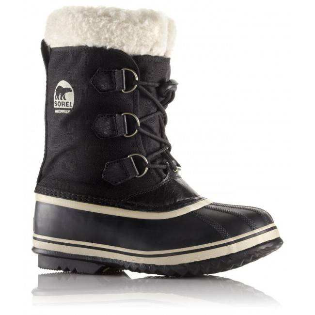 Sorel Youth Yoot Pac Nylon Black/Noir
